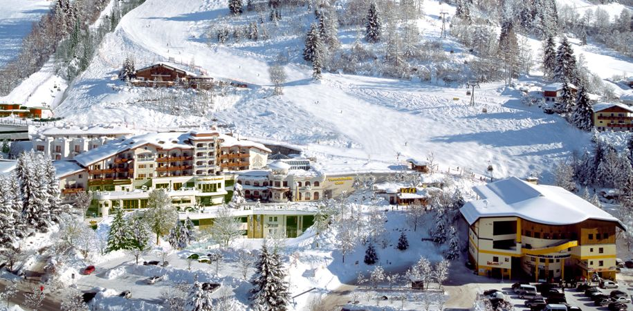 English Alpina Sporthotel Veerbo